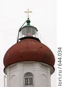 Купить «Соловецкий маяк на горе Секирной», эксклюзивное фото № 644034, снято 7 июня 2008 г. (c) Наталия Шевченко / Фотобанк Лори