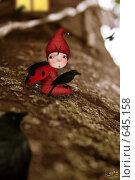 Купить «Скоро в полёт», иллюстрация № 645158 (c) Андреева Екатерина / Фотобанк Лори
