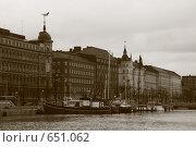 Хельсинки, набережная (2008 год). Редакционное фото, фотограф Kate.M / Фотобанк Лори