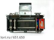 Купить «Фотокамера», фото № 651650, снято 11 января 2009 г. (c) Аlexander Reshetnik / Фотобанк Лори