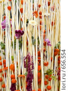 Купить «Композиция из цветов», иллюстрация № 656554 (c) Ирина Доронина / Фотобанк Лори