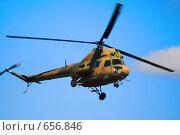 Вертолет МИ-2 (2007 год). Редакционное фото, фотограф Beerkoff / Фотобанк Лори
