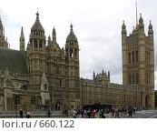 Купить «Парламент. Лондон. Великобритания», фото № 660122, снято 29 сентября 2007 г. (c) Екатерина Овсянникова / Фотобанк Лори