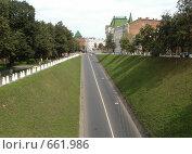 Купить «Город Нижний Новгород, улицы города», фото № 661986, снято 18 августа 2018 г. (c) Александр Карачкин / Фотобанк Лори