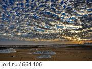 Купить «Закат в Белой пустыне, Сахара, Египет», фото № 664106, снято 26 декабря 2008 г. (c) Знаменский Олег / Фотобанк Лори