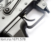 Купить «АК-47», фото № 671578, снято 15 августа 2018 г. (c) Ольга С. / Фотобанк Лори