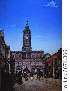 Купить «Старая Москва. Сухарева башня», фото № 674306, снято 31 мая 2020 г. (c) Старостин Сергей / Фотобанк Лори