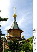 Купить «Церковь Державная», эксклюзивное фото № 674454, снято 24 мая 2007 г. (c) Виктор Зиновьев / Фотобанк Лори