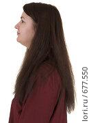 Купить «Женский портрет», фото № 677550, снято 25 января 2009 г. (c) pzAxe / Фотобанк Лори
