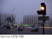 Купить «Перекресток», эксклюзивное фото № 678190, снято 25 января 2009 г. (c) Виктор Тараканов / Фотобанк Лори