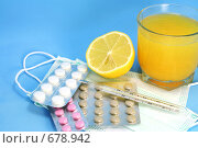 Лекарственные препараты. Стоковое фото, фотограф Елена Иценко / Фотобанк Лори