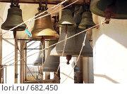 Ростов, колокола (2007 год). Редакционное фото, фотограф Михаил Белков / Фотобанк Лори