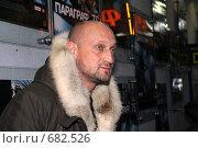 Актёр Гоша Куценко (2007 год). Редакционное фото, фотограф Коверзнев Алексей / Фотобанк Лори