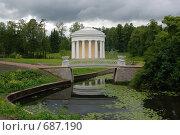 Павловск (2008 год). Редакционное фото, фотограф Levin Alexandr / Фотобанк Лори