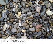 Камни, фон. Стоковое фото, фотограф Олег Колташев / Фотобанк Лори