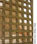 Решетка Дерево. Стоковое фото, фотограф Murat Valiev / Фотобанк Лори
