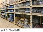 Купить «Минеральная вода в ассортименте», фото № 692618, снято 7 февраля 2009 г. (c) тб / Фотобанк Лори