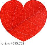 Купить «Сердечко», иллюстрация № 695738 (c) Ольга Завгородняя / Фотобанк Лори