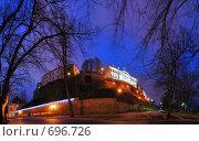 Таллинский вышгород (2008 год). Стоковое фото, фотограф Андрей Григорьев / Фотобанк Лори