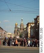 Купить «Городская суета», фото № 701330, снято 26 мая 2008 г. (c) Куприянова Евгения / Фотобанк Лори