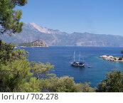 Купить «Средиземноморский пейзаж», фото № 702278, снято 7 июня 2004 г. (c) Дмитрий Глебов / Фотобанк Лори
