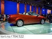 Купить «Форд Кабриолет», фото № 704522, снято 29 августа 2008 г. (c) Eduard Panov / Фотобанк Лори