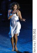 Купить «Анита Цой», фото № 705002, снято 18 октября 2005 г. (c) Виктор Филиппович Погонцев / Фотобанк Лори