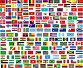 Флаги, иллюстрация № 705450 (c) Яков Филимонов / Фотобанк Лори