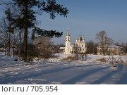Купить «Церковь Сретения в Заречье», фото № 705954, снято 1 февраля 2009 г. (c) Светлана Щекина / Фотобанк Лори