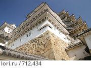 Купить «Замок Белой Цапли Сиросагидзё. Япония», фото № 712434, снято 24 ноября 2007 г. (c) Просенкова Светлана / Фотобанк Лори