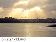 Санкт-Петербург под солнечными лучами (2009 год). Стоковое фото, фотограф Vitaliy Deyneko / Фотобанк Лори