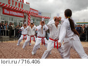 Купить «Тхэквондо(Таэквондо)», фото № 716406, снято 16 сентября 2006 г. (c) Александр Подшивалов / Фотобанк Лори