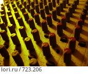 Сад потенциометров. Стоковое фото, фотограф Матвеев Артём / Фотобанк Лори