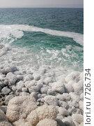 Купить «Мертвое море», фото № 726734, снято 25 января 2008 г. (c) Сергей Пономарев / Фотобанк Лори