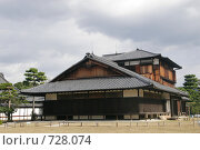 Купить «Сегунский замок Нидзе. Киото», фото № 728074, снято 21 ноября 2007 г. (c) Просенкова Светлана / Фотобанк Лори