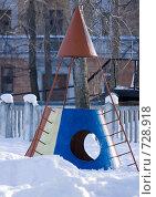 Купить «Ракета в детском саду», фото № 728918, снято 22 февраля 2009 г. (c) Михаил Митин / Фотобанк Лори