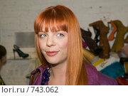 Купить «Анастасия Стоцкая», фото № 743062, снято 20 мая 2008 г. (c) Михаил Ворожцов / Фотобанк Лори