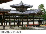 Храм Феникса Бедоин. Удзи, Япония (2007 год). Редакционное фото, фотограф Просенкова Светлана / Фотобанк Лори