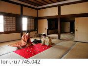 Замок Белой Цапли Сиросагидзё. Япония (2007 год). Редакционное фото, фотограф Просенкова Светлана / Фотобанк Лори