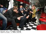 Купить «Дима Билан», фото № 748594, снято 24 марта 2008 г. (c) Сергей Лаврентьев / Фотобанк Лори