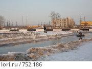 Купить «Картинг», фото № 752186, снято 14 марта 2009 г. (c) Кирилл Трифонов / Фотобанк Лори