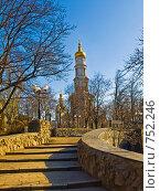 Успенский собор (2009 год). Стоковое фото, фотограф Гортованова Мария / Фотобанк Лори
