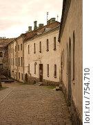 Улица Выборга (2008 год). Стоковое фото, фотограф Афанасьева Екатерина / Фотобанк Лори