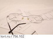 Финансовые документы. Стоковое фото, фотограф Агибалова Кристина / Фотобанк Лори