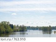 Весна на озере Разлив. Стоковое фото, фотограф Виталий Фурсов / Фотобанк Лори