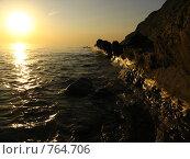 Морской пейзаж. Стоковое фото, фотограф Андрей Авдеев / Фотобанк Лори