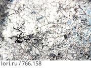Текстура льда. Стоковое фото, фотограф Маснюк Мария / Фотобанк Лори