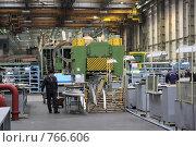 Купить «Цех промышленного предприятия», фото № 766606, снято 23 января 2009 г. (c) Анна Игонина / Фотобанк Лори
