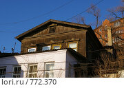 Купить «Дом Смитов (старый Владивосток)», фото № 772370, снято 13 декабря 2008 г. (c) Елена Климовская / Фотобанк Лори