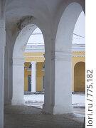 Арки торговых рядов (2009 год). Стоковое фото, фотограф Афанасьева Екатерина / Фотобанк Лори